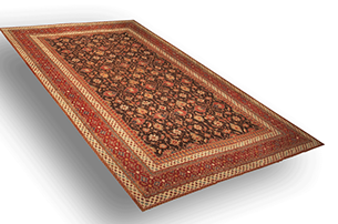 indian rug collection