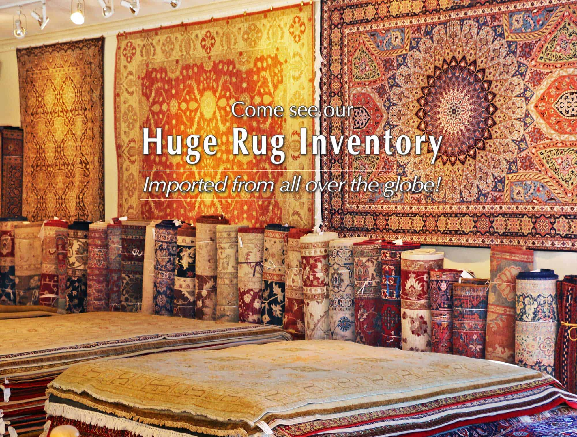 oriental rug store